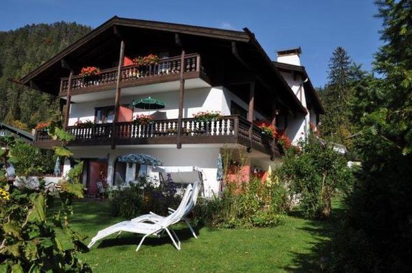 Hotel Garni Effland in Bayrischzell