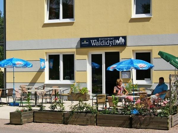 HAWO - Pension Waldidyll im Ostseeheilbad Graal-M�ritz