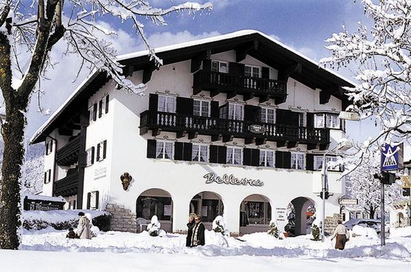 Hotel Bellevue in Bad Wiessee