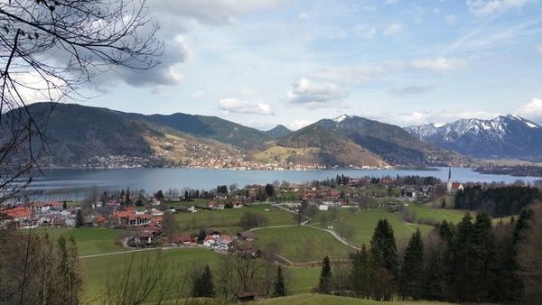 Concordia Ferienwohnungen barrierefrei in Bad Wiessee