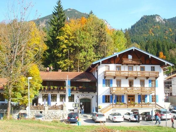 Gasthof & Pension Oberwirt Inh. Walter Werner in Fischbachau